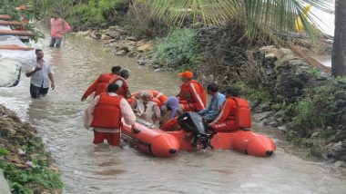 Heavy Rains Lash Saurashtra And South Gujarat, Whereas Ahmedabad Receives Lowest Rainfall This Season