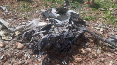 MiG-21 Fighter Jet of IAF Crashes In Kangra Of Himachal Pradesh, Pilot Dead