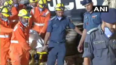 Mumbai: Portion of Building in Byculla Collapses; 12-Year-Old Girl and 70-Year-Old Woman Killed