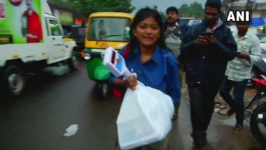 Kerala Floods: 21-Year-Old College Student Hanan Hamid, Trolled For Selling Fish, Donates Rs 1.5 lakh to CM's Relief Fund