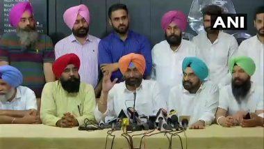 Punjab Assembly Passes Resolution to Condemn ED Raid on Rebel AAP Member Sukhpal Singh Khaira