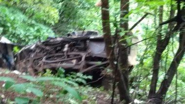 Maharashtra: Bus Falls Into Gorge in Raigad District, Atleast 30 Dead, PM Narendra Modi Expresses Grief