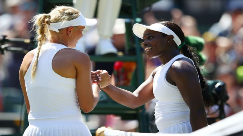 Donna Vekic Stuns US Open Champ Sloane Stephens at Wimbledon 2018
