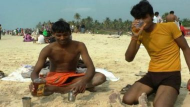 Drinking In Public, Littering in Goa to Attract Heavy Fines From August