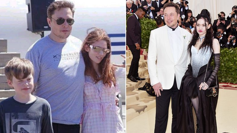 Elon Musk and His Girlfriend Grimes' Photo Goes Viral As Social Media Confuse Her to Be His Teenage Daughter