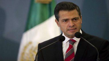 Mexican President Enrique Pena Nieto Elect Names 8 Women to Cabinet