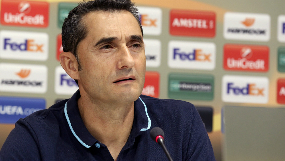 UEFA Champions League 2019-20: Barcelona Coach Ernesto Valverde Admits That Players Needs to Improve to Seal Place in Knockout