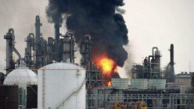 Explosion at Chemical Plant in Southwest China 19 Killed, 12 Injured