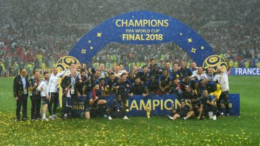 France vs Croatia Video Highlights and Match Result: FRA Win Football Second World Cup Title After 20 Years