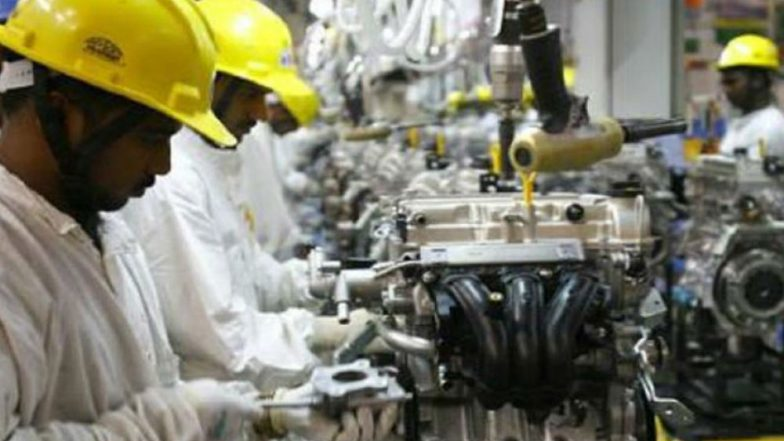 India's Industrial Production Shrinks by 1.1% in August 2019, Dragged Down by Manufacturing
