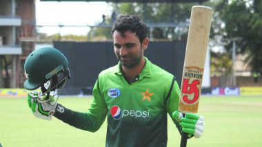 Fakhar Zaman Hits Double Century, Remains Unbeaten on 210 Against Zimbabwe: First Pakistani to Reach The Milestone in ODIs