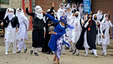 Kashmir: Stone-Pelting Incidents Go Down Under Central Rule, Average Number of Daily Cases Was Highest During PDP-BJP Regime