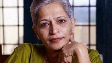 Five Suspects in Gauri Lankesh Murder Case Involved in MM Kalburgi's Killing: SIT