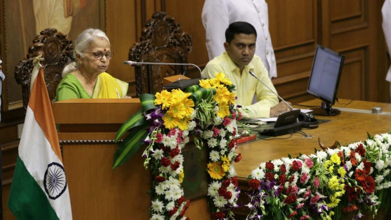 Don't Break Marriage on Petty Issues: Goa Governor Mridula Sinha Urges Students