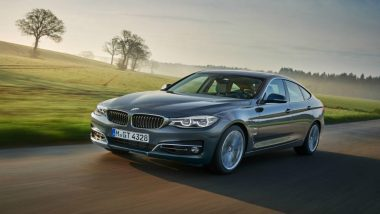 BMW Launches 3 Series Gran Turismo Sport Priced at Rs 46.6 Lakh