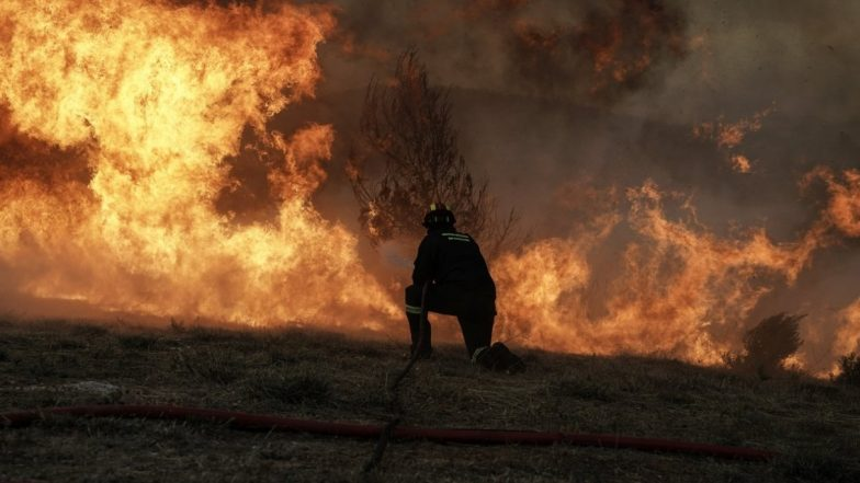 California: Fast-Moving Wildfire Leads to Displacement of Thousands