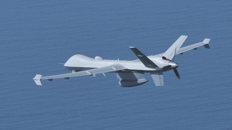 Will India Be The First Country Outside NATO To Be Sold Armed Drones By The U.S.?