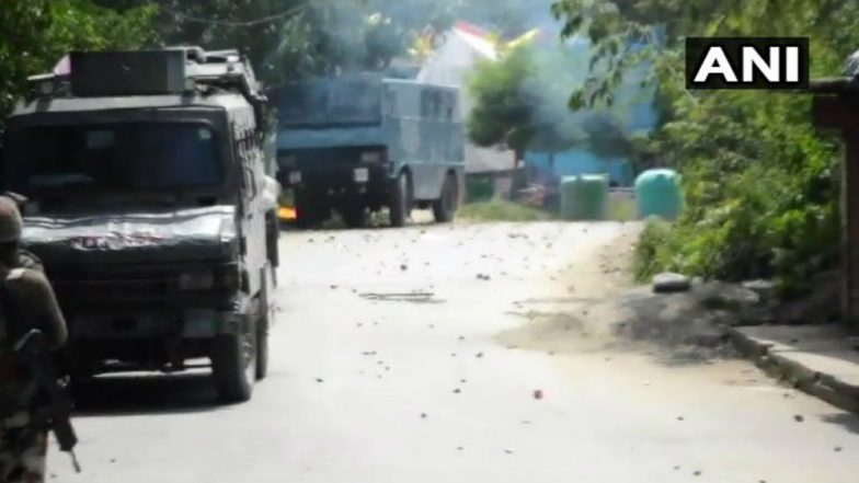 Two Militants Killed, 6 Locals Injured in Gunfight Between Security Forces in Shopian district of J&K