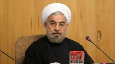 Iran to Face Conditions Worse Than 1980 Iraq War, Says Hassan Rouhani Amid 'Threat Posed by US'