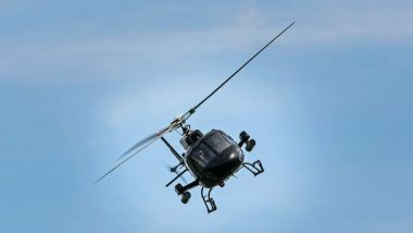 Helicopter Crashes in Egypt's South Sinai, US Troops Among Injured
