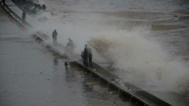 High Tide Timing in Mumbai Today: 4.67 Metre High Wave Expected at 1:03 PM, Says BMC