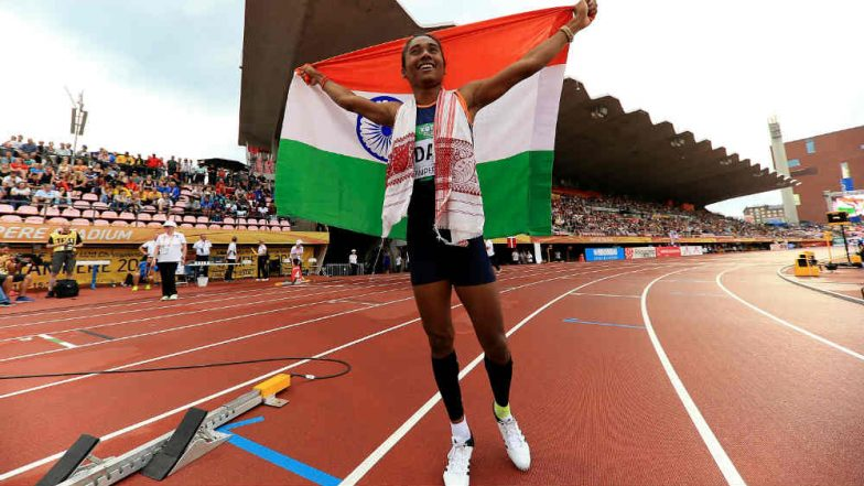 Why Google inquires about Hima Das Caste after her winning?