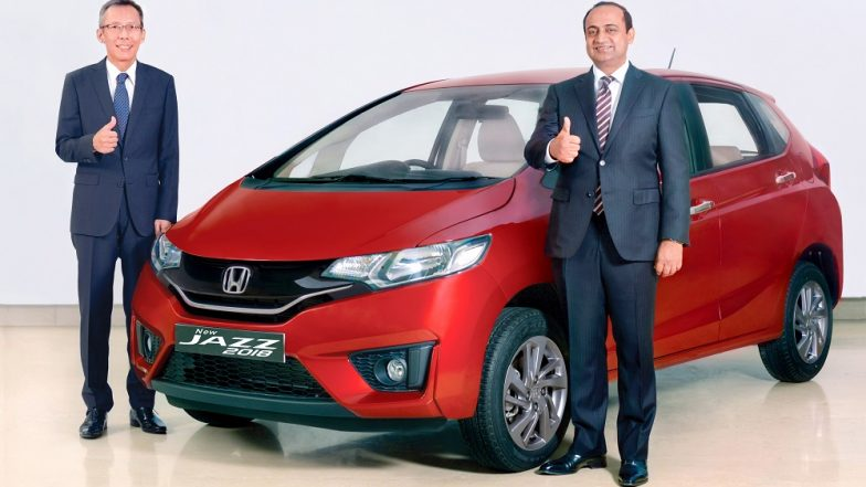 2018 Honda Jazz Facelift Launched in India; Prices Start From Rs. 7.35 Lakh