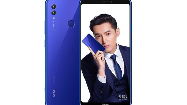 Honor Note 10 With 5000 mAh Battery and Turbo Technology Launched in China; Prices, Features & Specifications