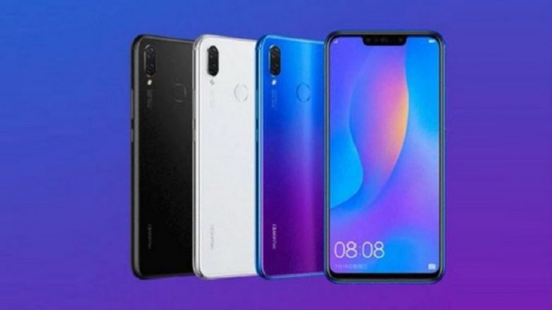 Huawei Nova 3, Nova 3i Smartphones Launching Today in India; Expected Price, Features, Specifications & More