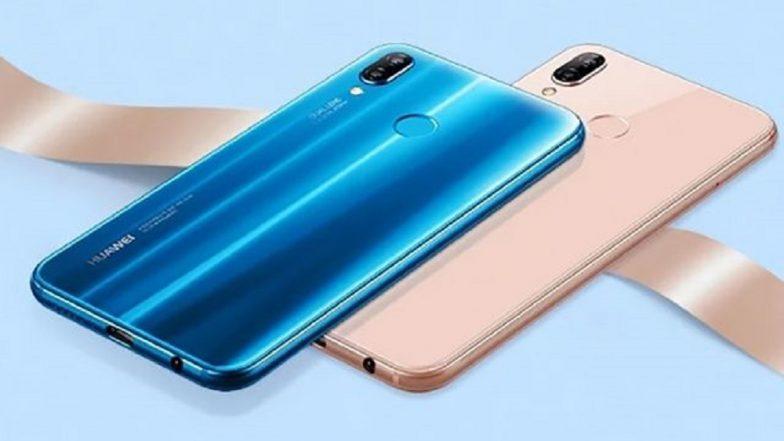 Huawei to Unveil Nova 3 & Nova 3i Smartphones at Amazon India on