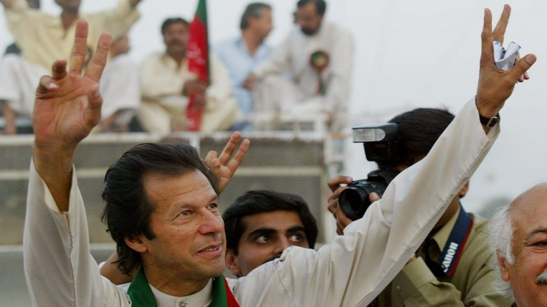 Imran Khan Begins Preparations to Form Next Government in Pakistan