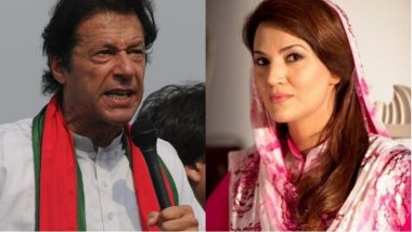 Imran Khan Puppet of Pakistani Military, Saying What Instructed to Do: Ex-wife Reham Khan