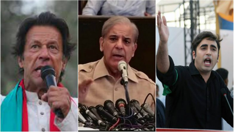 Pakistan Elections 2018: Where Imran Khan, Shahbaz Sharif, Bilawal Bhutto Zardari are Contesting From?