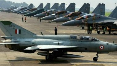 Indian Air Force to Join 'Pitch Black' Warfare Exercise in Australia