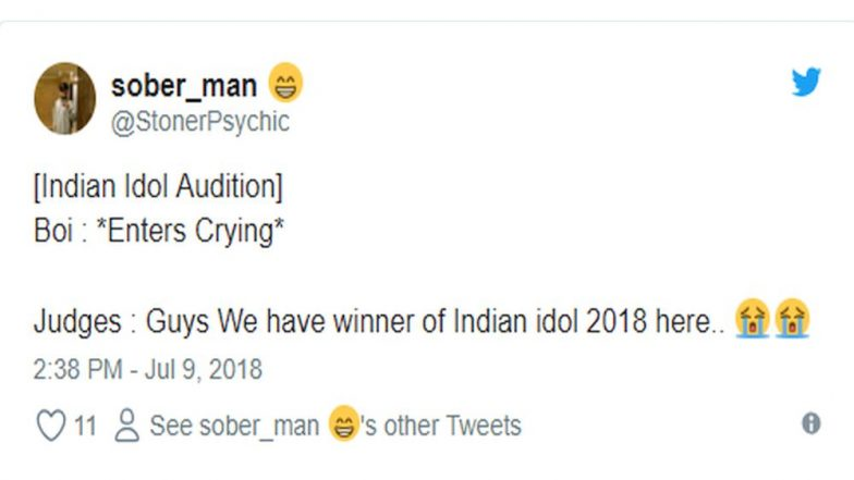 Indian Idol Season 10: Judges' Dramatically Emotional Responses Have Turned into Funny Memes and Twitter Is Flooded with Jokes!