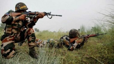 Indian Army Jawan Martyred as Pakistan Violates Ceasefire Along LoC in Jammu & Kashmir's Poonch