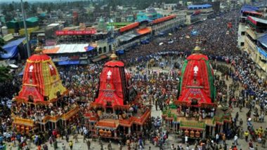 Rath Yatra 2021: Supreme Court Dismisses Pleas Seeking Nod to Conduct 'Rath Yatra' at Various Places Other Than Jagannath Puri in Odisha
