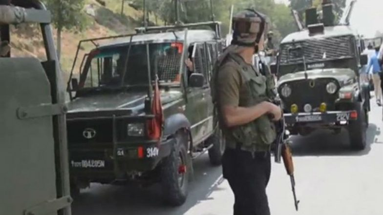 Jammu And Kashmir: One Terrorist Killed In Encounter At Bandipora