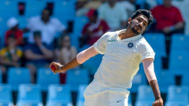 Jasprit Bumrah After Five-Wicket Haul Says, 'Hard Work We Do Away From Camera Pays Off on Days Like These'