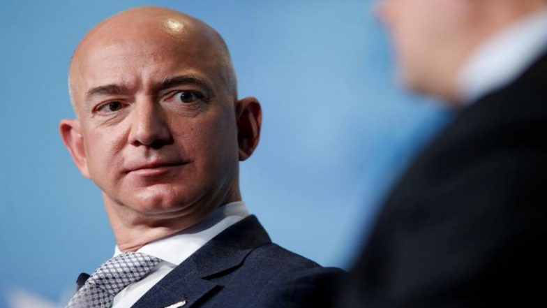 World's Richest Man Jeff Bezos Celebrates His Net Worth, While Employees at Amazon Struggle With Poor Working Conditions