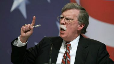 North Korea Calls US National Security Advisor John Bolton 'War Maniac'