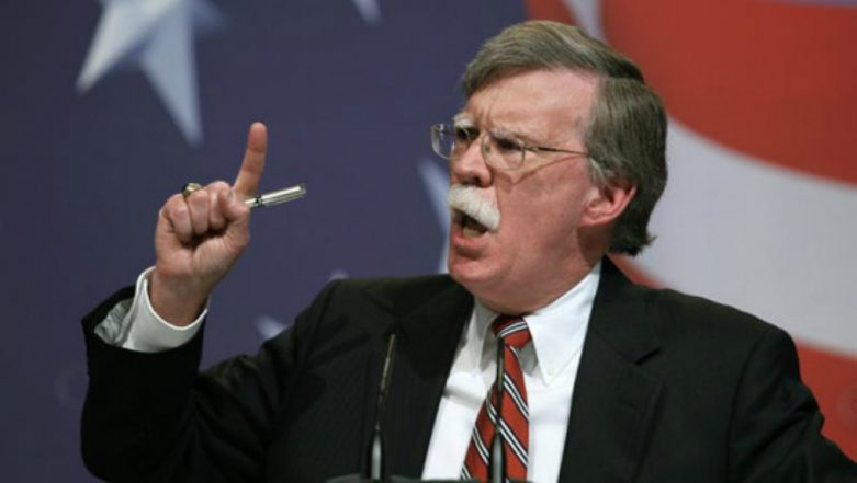 US Sanctions on Venezuela Can Hit Third Parties, Says National Security Advisor John Bolton