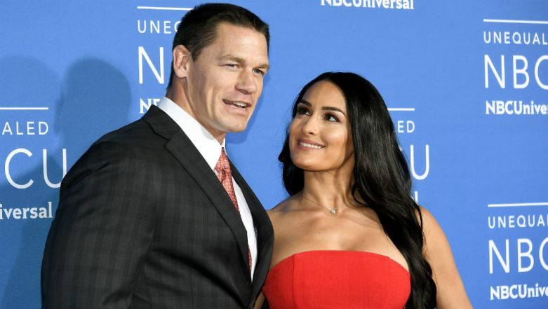 It's Official! WWE Superstar John Cena and Nikki Bella's Marriage Called Off