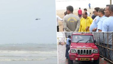 Mumbai: Young Boys Swept Away By Waves While Swimming Near Juhu Chowpatti; Body Of Two Recovered, Search On For Two Others
