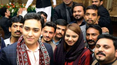 PML-N Considers Launching Maryam Nawaz's Son Junaid Safdar for Election Campaign