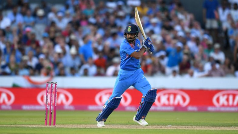 KL Rahul Included in Team India for ICC Cricket World Cup 2019, Check Full 15-Man Squad