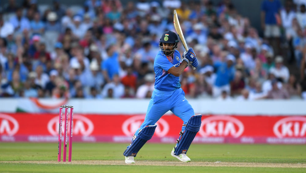 KL Rahul Smashes his 7th T20I Half-Century During 1st India vs West Indies T20I 2019