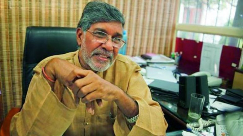 Introduction of Anti-human Trafficking Bill a 'Resounding Victory': Kailash Satyarthi