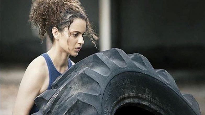 Kangana Ranaut Talks About Fitness: Anything Is Possible With Strong Will, Tough Mind