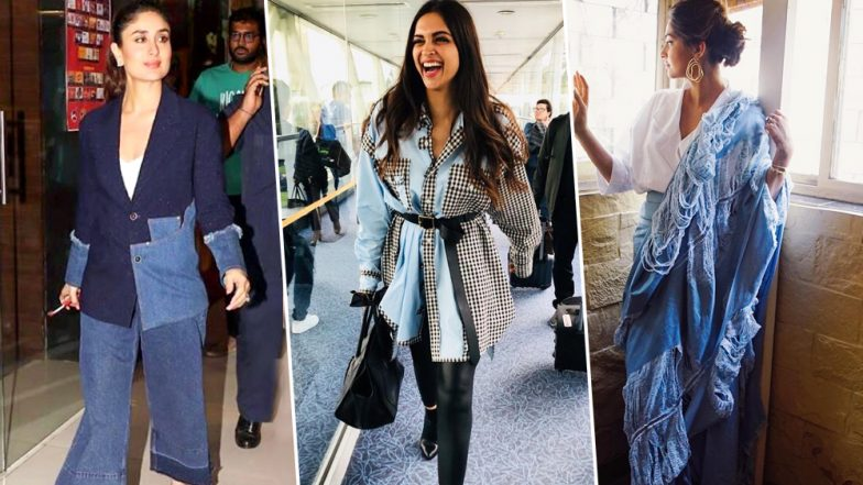 9 Unique Denim Styles From Our Bollywood Divas Who Dared To Go Different